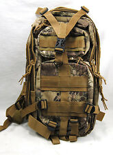 Carmatech Engineering Paintball Storage Backpack Sar12C Tactical Nomad Pattern