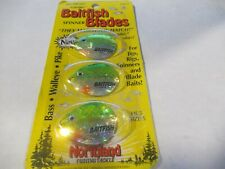 "Northland John Peterson's ""Lifelike"" Baitfish Spinner Blades Size 5 Brand New!!!"