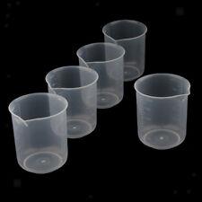 Contenitore Graduato Bicchiere Misurino Liquido Chimica Vassoio per