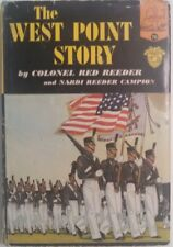 [Landmark Books #70] The West Point story by Red Reeder