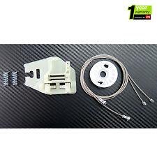 2x kit riparazione regolatore finestra per BMW e46 ELETTRICO POSTERIORE DESTRO SINISTRO N/S 98-05