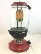 Vintage Columbus Vending Co. 1 Cent Gumball Machine Working