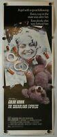 "The Sugarland Express 1974 Original Insert Movie Poster 14"" x 36"""