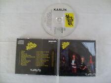 INA & RING - Karlín   1991   Popron      1.press