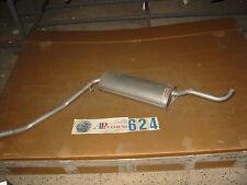 302807 MARMITTA TERMINALE(MUFFLER /AUSPUFF)SEAT TERRA 87>88