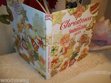 Christmas With Southern Living Cookbook 1983 Holiday cooking