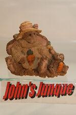 Bunnies With Carrots~Boyd'S Bears~1E/3542~Two Bunnies With Carrots~1993~Box~
