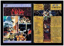 Ninja Resurrection - Revenge of Jubei / Hell's Spawn (Essential Anime DVD)