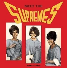 Meet the Supremes by The Supremes (Vinyl, Feb-2016, Not Now Music)