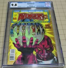 CHAMPIONS #13 LENTICULAR COVER CGC 9.8 AVENGERS ANNUAL #17 COVER HOMAGE