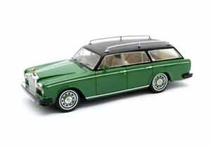 Rolls Royce Silver Shadow Panelcraft Estate in Green (1:43 scale by Matrix Scale