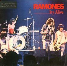 The Ramones - It's Alive [New Vinyl] 180 Gram