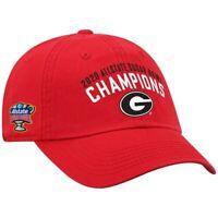 Georgia Bulldogs Top of the World 2020 Sugar Bowl Champions Crew Adjustable Hat