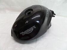 1999-2001 Triumph Sprint ST 955 Black Fuel Gas Petrol Tank - No Dents