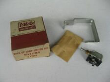B7A-18276-B OEM Ford NOS 1957 Back Up Lamp Switch Kit