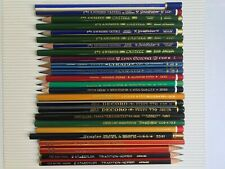 25 VINTAGE COPYING PENCILS: LYRA, STAEDTLER, SCHWAN, A.W./EBERHARD/JOHANN FABER