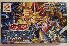 Yu-Gi-Oh Worldwide Edition: Nintendo Game Boy Advance New w/out Card Konami