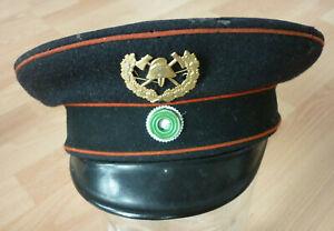Schirmmütze, Uniformmütze der Feuerwehr (Art.5068)