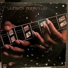"""WILLIE HUTCH - Ode To My Lady - 12"""" Vinyl Record LP - EX"""