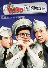 Sgt. Bilko/The Phil Silvers Show: The Second Season (DVD, 2015, 5-Disc Set) new