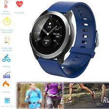 Bluetooth Smart Watch Touch Screen Unlocked Watch For Android Ios Men Women Lady