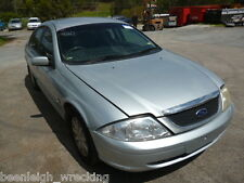 FORD FALCON AU FAIRMONT 6 CYL AUTO GEARBOX FIT SEDAN UTE WAGON 1 TONNER