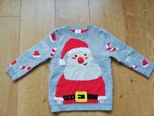 Christmas jumper boy 3-4