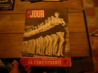 magazine hebdomadaire NUIT ET JOUR  n°48  1945