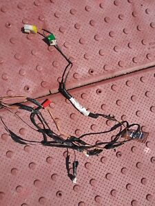 1997 Dodge Ram 1500 Short Cab Wiring Hardness  Fits 1994-1995-1996-1997