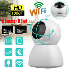 1080P WiFi Outdoor IP Camera Home Security Baby Monitor IR Night Vision FHD CCTV