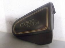 Used Right Side Cover for 1980 to 1981 Honda CX500C Custom