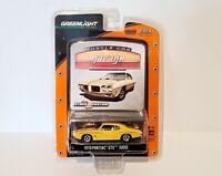 Greenlight Muscle Car Garage 1970 Pontiac GTO Judge MCG Stock & Custom 2009