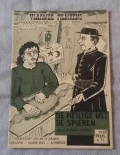 Vlaamse Filmkens N°217 De Heilige met de Spieren Averbode
