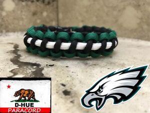 Philadelphia Eagles Paracord Bracelet Super Bowl LII