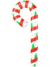 "Candy Cane Christmas Holiday 44"" Inflatable Decoration"