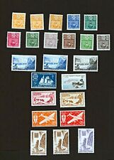 St Pierre & Miqelon small collection of stamps