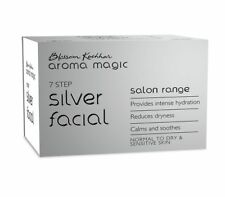 Blossom Kochhar 7 Step Silver Facial Kit Salon Range AROMA MAGIC