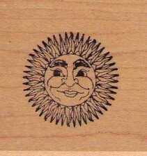 Motivstempel  Just for fun Sonne mit Gesicht