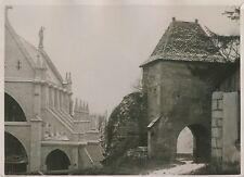 VAUCOULEURS c. 1930 - Porte de France Chapelle Castrale Meuse - PRM 635