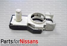 GENUINE NISSAN 1998-2016 POSITIVE BATTERY TERMINAL END NEW OEM