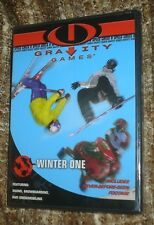 Gravity Games: Winter One (DVD, 2000), NEW & SEALED, REGION 1, OVER 200 MINUTES