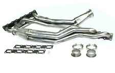 JBA Racing Stainless Headers for 04-15 Nissan Titan / Armada 5.6L Ceramic 6412S