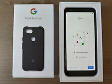 Google Pixel 3a- 64GB - Just Black (Unlocked)