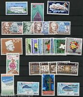 WALLIS et FUTUNA LOT OF MINT NEVER HINGED STAMPS FULL ORIGINAL GUM