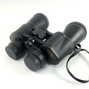 Vintage TASCO Rugged Exposure Binocular 12 X 50 275 ft @1000 Yards Coated Optics