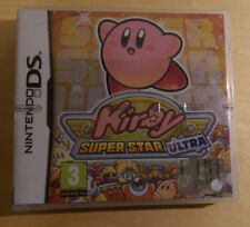 Kirby Superstar Ultra nintendo DS nuovo sealed brand new PAL