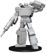Transformers Deep Cuts Unpainted Miniatures: Soundwave