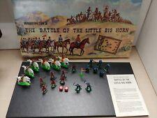 Vintage Waddington's The Battle Of Little Big Horn Board Game  C64
