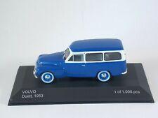 Volvo Duett 1953. 1:43 Scale. Whitebox Die Cast #WB063. Ltd Edition