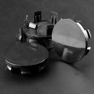 4x 54mm Black Wheel Center Caps for9595095 Cruze 11-19 Trax 2018-2019 G5 05-10